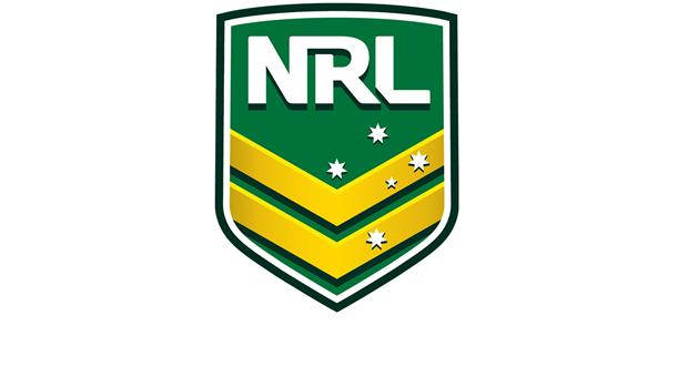 NRL Logo and Betting Options