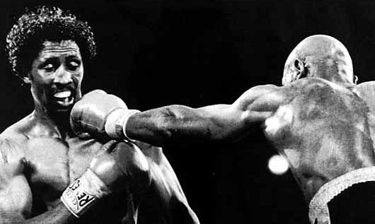 Boxing matches - Marvin Hagler vs. Thomas Hearns